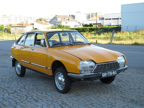 1976 Citroen GS Club (RHD) SOLD (picture 1 of 6)