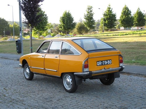 1976 Citroen GS Club (RHD) SOLD (picture 2 of 6)