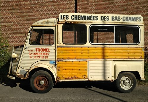 1977 CITROEN HY, HW, TUB, MINIBUS For Sale (picture 1 of 6)