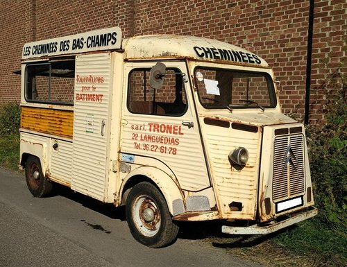 1977 CITROEN HY, HW, TUB, MINIBUS For Sale (picture 2 of 6)