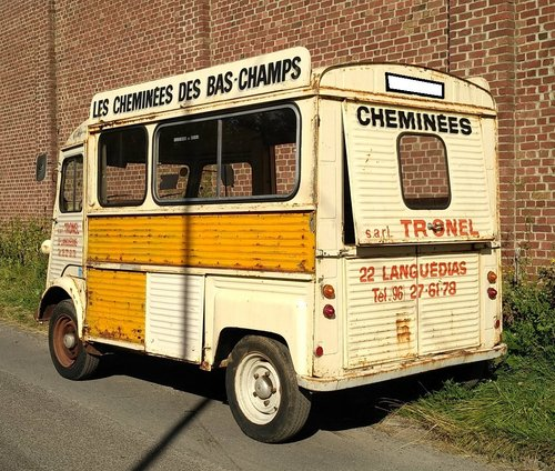 1977 CITROEN HY, HW, TUB, MINIBUS For Sale (picture 3 of 6)