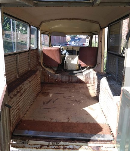 1977 CITROEN HY, HW, TUB, MINIBUS For Sale (picture 6 of 6)