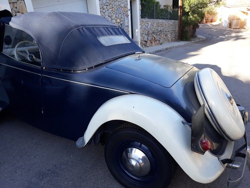 1937 LHD - Citroen 11 Cabriolet For Sale (picture 2 of 6)