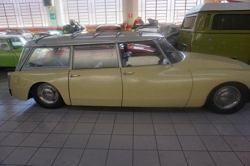 1970 Citroen DS Familiare complete original car SOLD (picture 1 of 6)