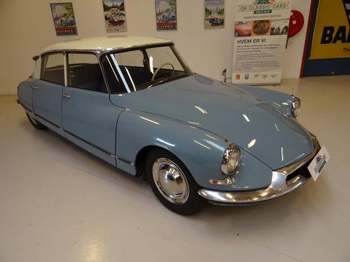 1959 Citroën ID 19 P (DS) - only 59,296 original km For Sale (picture 1 of 6)
