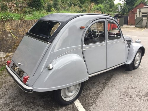 1955 CITROEN 2CV SOLD (picture 2 of 6)