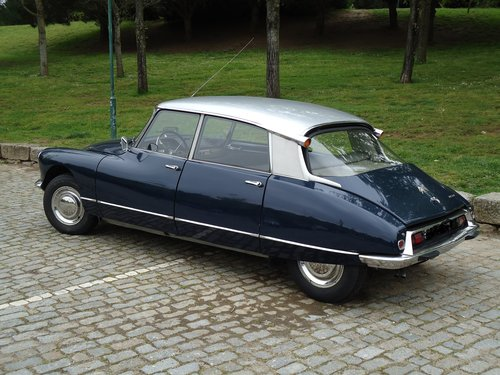 1965 Citroen DS 21 For Sale (picture 3 of 6)