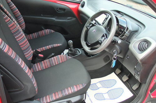 2015 CITROEN C1 1.0 FEEL 3DR SOLD (picture 6 of 6)