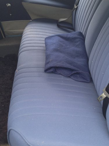 DS 20 Confort 1973 - L/H Drive, Blue, 72k miles  SOLD (picture 6 of 6)