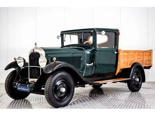 1932 Citroën C6 AC6 Pick-up  For Sale (picture 1 of 6)