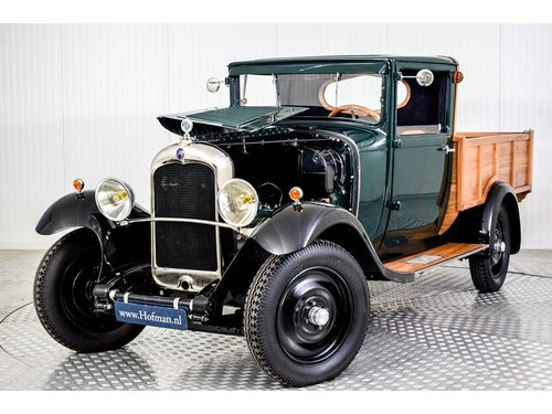 1932 Citroën C6 AC6 Pick-up  For Sale (picture 3 of 6)