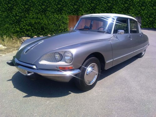 1972 CITROEN D SUPER  For Sale by Auction (picture 1 of 3)