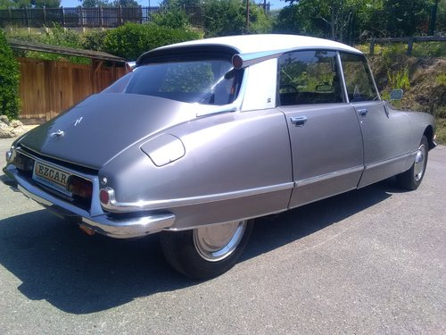 1972 CITROEN D SUPER  For Sale by Auction (picture 2 of 3)