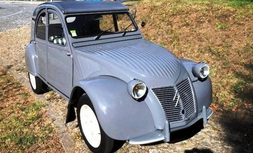 Citroen 2 CV - 1955 For Sale (picture 1 of 6)