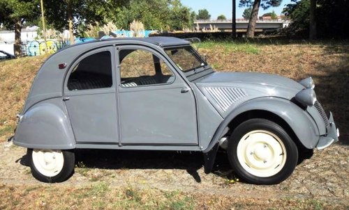 Citroen 2 CV - 1955 For Sale (picture 2 of 6)
