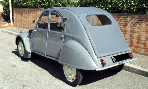 Citroen 2 CV - 1955 For Sale (picture 3 of 6)