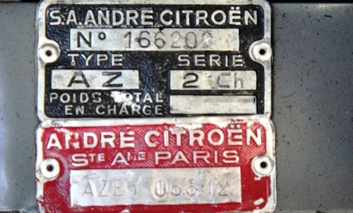 Citroen 2 CV - 1955 For Sale (picture 6 of 6)
