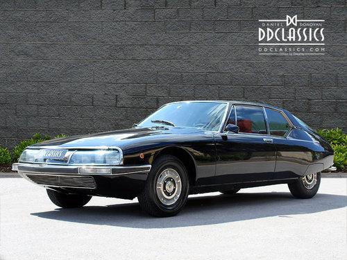 1973 Citroen-Maserati SM For sale in London For Sale (picture 1 of 6)