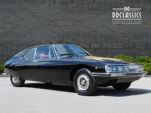 1973 Citroen-Maserati SM For sale in London For Sale (picture 2 of 6)