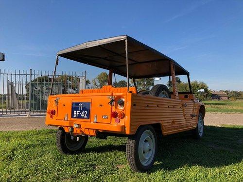Mehari orange 02-1974 21522km 4 pers. For Sale (picture 3 of 6)
