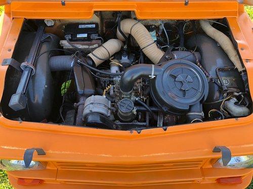 Mehari orange 02-1974 21522km 4 pers. For Sale (picture 5 of 6)
