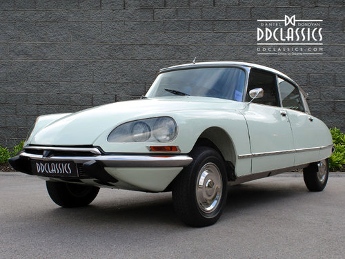 1973 Citroën DS23 Pallas (RHD) For Sale (picture 1 of 6)