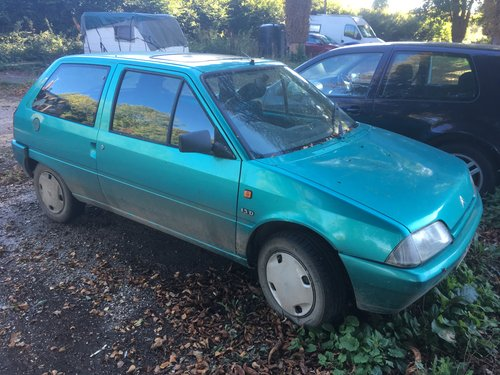 1994 Citroen AX Diesel 1.5 For Sale (picture 2 of 6)