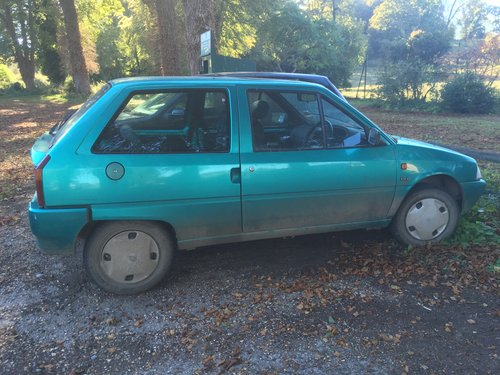 1994 Citroen AX Diesel 1.5 For Sale (picture 6 of 6)
