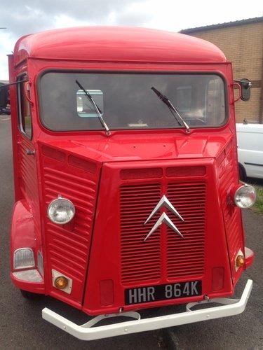 Citroen H van food truck catering van For Sale (picture 1 of 6)