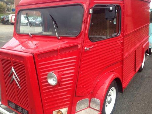 Citroen H van food truck catering van For Sale (picture 2 of 6)