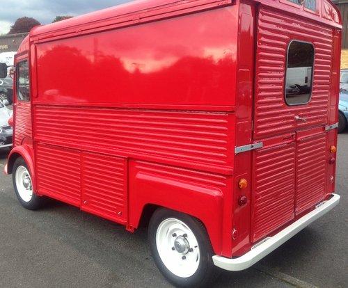 Citroen H van food truck catering van For Sale (picture 3 of 6)