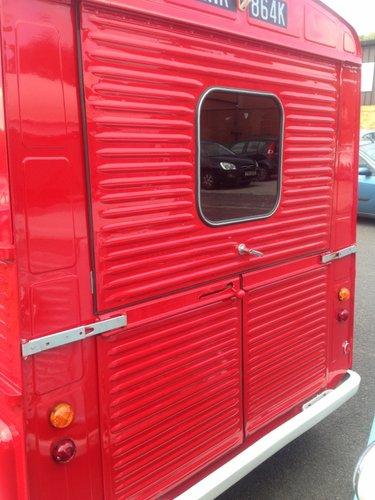 Citroen H van food truck catering van For Sale (picture 6 of 6)