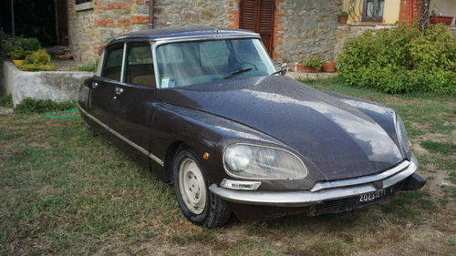 Citroen DS Pallas 21 1973 For Sale (picture 1 of 6)