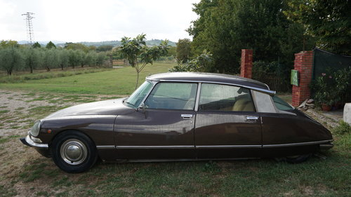 Citroen DS Pallas 21 1973 For Sale (picture 4 of 6)