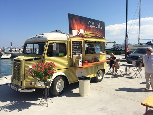 1981 CITROEN HY Food Truck For Sale (picture 1 of 5)