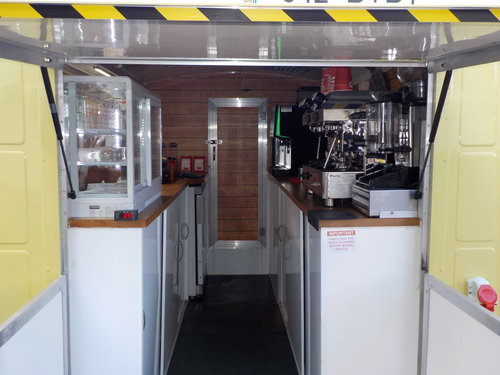 1981 CITROEN HY Food Truck For Sale (picture 3 of 5)
