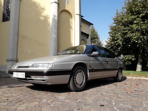 1991 Concourse citroen xm v6 1 hand perfect car. For Sale (picture 3 of 6)