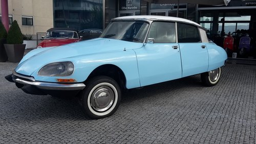 Citroen DS 20 - 1970 For Sale (picture 1 of 6)