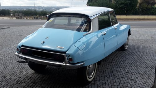 Citroen DS 20 - 1970 For Sale (picture 6 of 6)