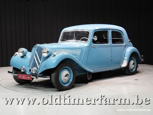 1953 Citroën Traction 11BL '53 For Sale (picture 1 of 6)