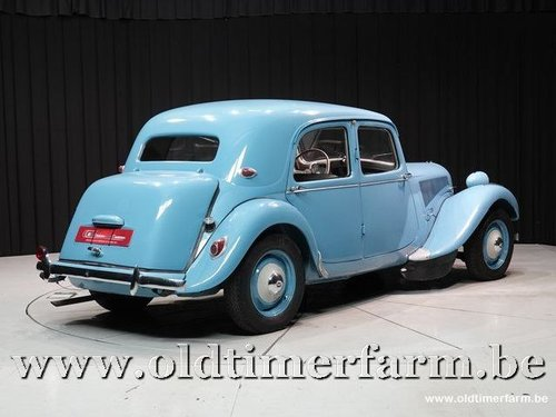 1953 Citroën Traction 11BL '53 For Sale (picture 2 of 6)