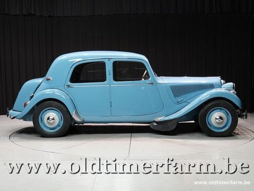 1953 Citroën Traction 11BL '53 For Sale (picture 3 of 6)