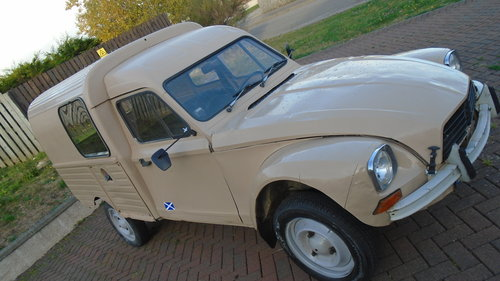 1982 citroen acadiane SOLD (picture 2 of 6)