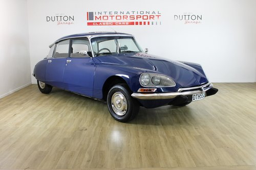 1972 Citroen DS19 Special (Car Located in New Zealand) For Sale (picture 1 of 6)