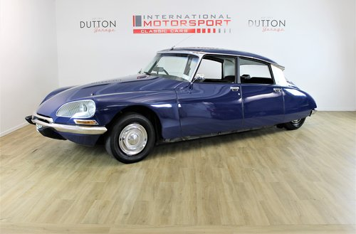 1972 Citroen DS19 Special (Car Located in New Zealand) For Sale (picture 2 of 6)
