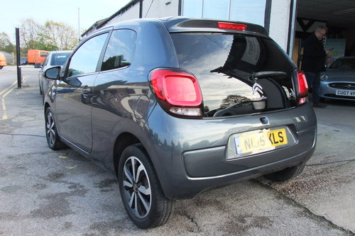 2015 CITROEN C1 1.0 FLAIR 3DR SOLD (picture 3 of 6)