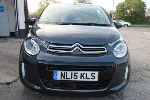 2015 CITROEN C1 1.0 FLAIR 3DR SOLD (picture 4 of 6)