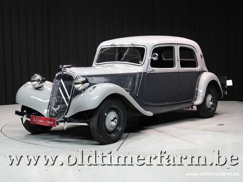 1952 Citroën Traction 11BL '52 For Sale (picture 1 of 6)