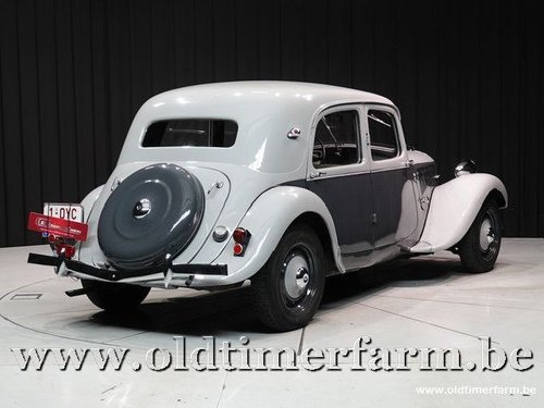 1952 Citroën Traction 11BL '52 For Sale (picture 2 of 6)