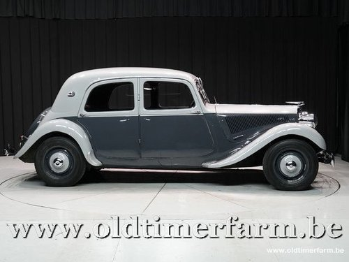 1952 Citroën Traction 11BL '52 For Sale (picture 3 of 6)